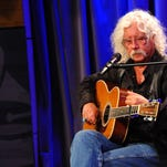 Folk singer/songwriter Arlo Guthrie keeps his father's legacy alive.