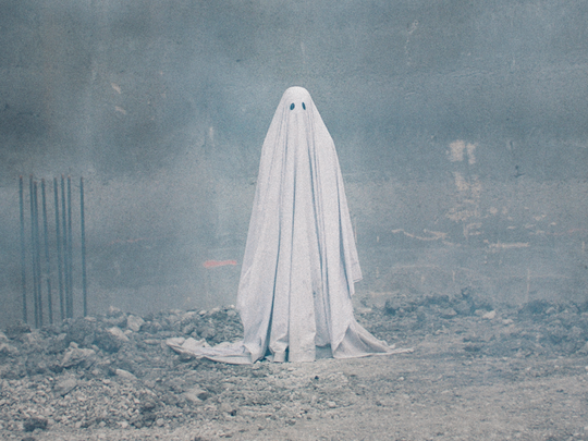 "Boo! It's David Lowery's ""A Ghost Story."""