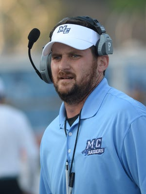 Mike Stuart was 5-5 in his first season as Moorpark College head coach, including a season-ending four-game winning streak.
