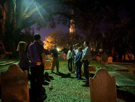 Bulldog Tours, winner of Best Ghost Tour, takes visitors