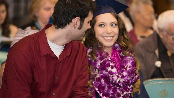 Corban students celebrated their commencement at the Salem Armory on Saturday May 2, 2015.