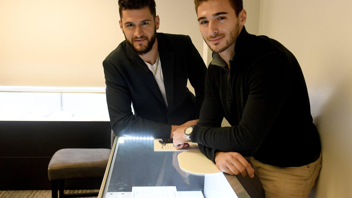 Brothers open JB Jewelers store in Hartville