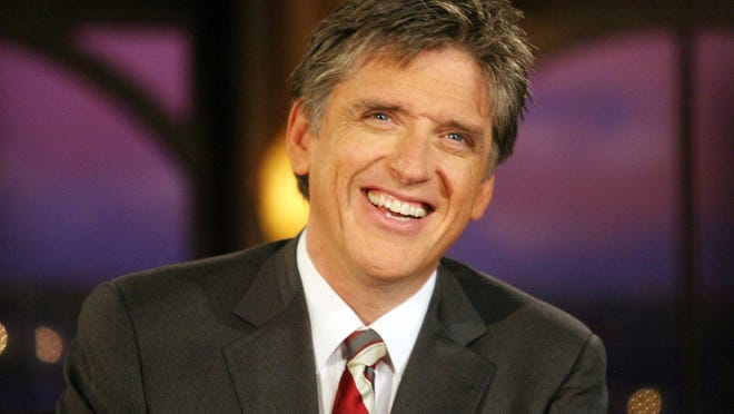 "Comedian Craig Ferguson brings his stand-up ""Hot & Grumpy Tour"" to the Paramount Hudson Valley stage on March 3."