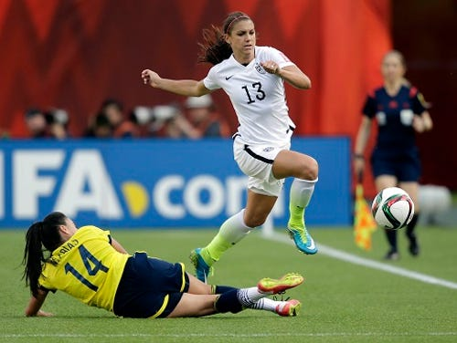 Women's World Cup preview: USA vs. China