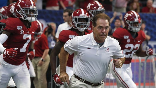 Alabama and teams in the SEC started voluntary football workouts this week as plans continue to unfold regarding the coronavirus pandemic and how it will affect the 2020 season.