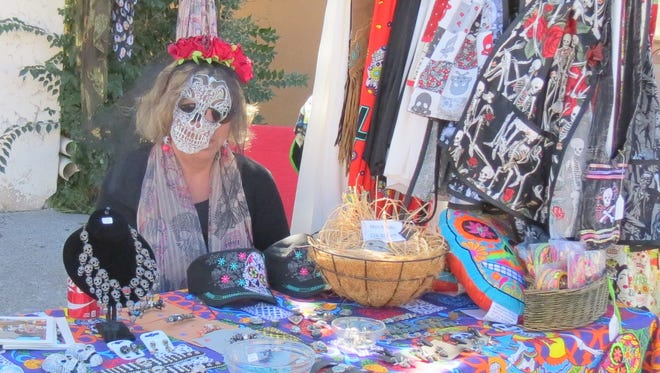 The Dias de los Muertos will take place Oct. 30 in downtown Silver City.