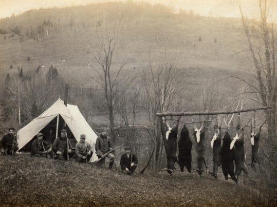 E. Randolph_1910_Lovell party (1)