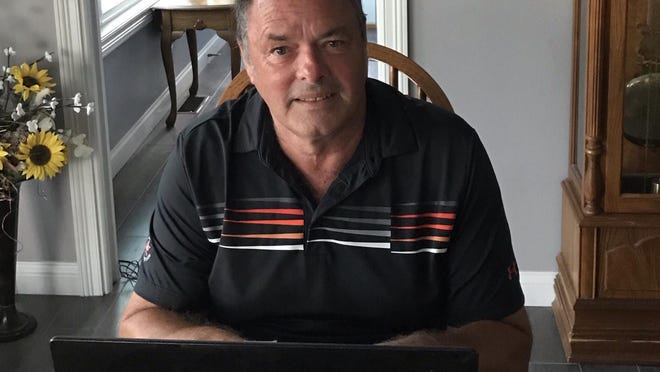 """In his retirement, Tom Kelly of Galesburg has published two books: his latest, a fiction novel titled """"Alt. Squad-Case#908: The Resurrected Terrorist"""" and his first, """"Rose,"""" a fiction novel based on the life of his grandmother."""