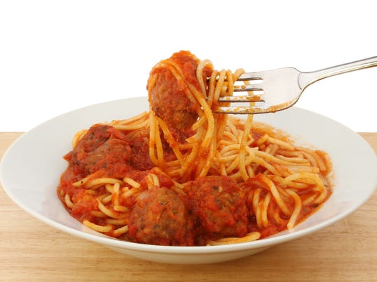 Enjoy spaghetti and raise funds for Smyrna Senior Center on Friday.