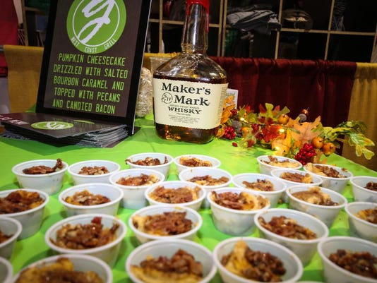 bourbon-bacon fest