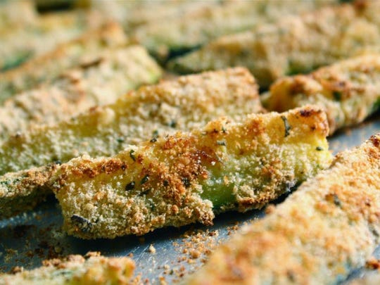 Pringles Zucchini Spears