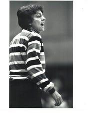 Carole Baumgarten led Drake to women's college prominence