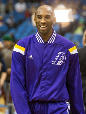 Lakers guard Kobe Bryant was candid in a Q&A with USA TODAY Sports.