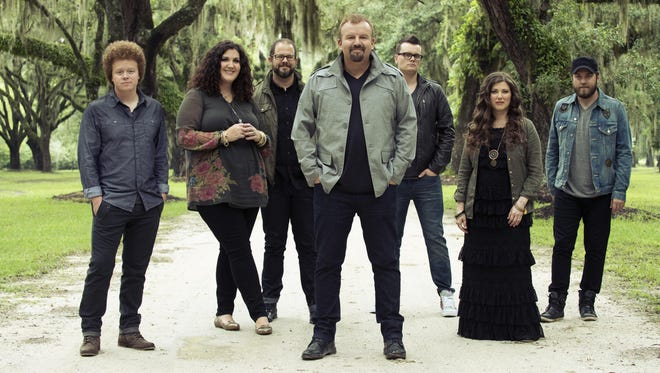 Casting Crowns brings its mix of music and ministry to the Floyd L. Maines Veterans Memorial Arena in Binghamton on Sunday.