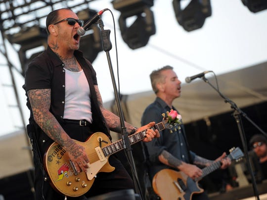 Social Distortion.
