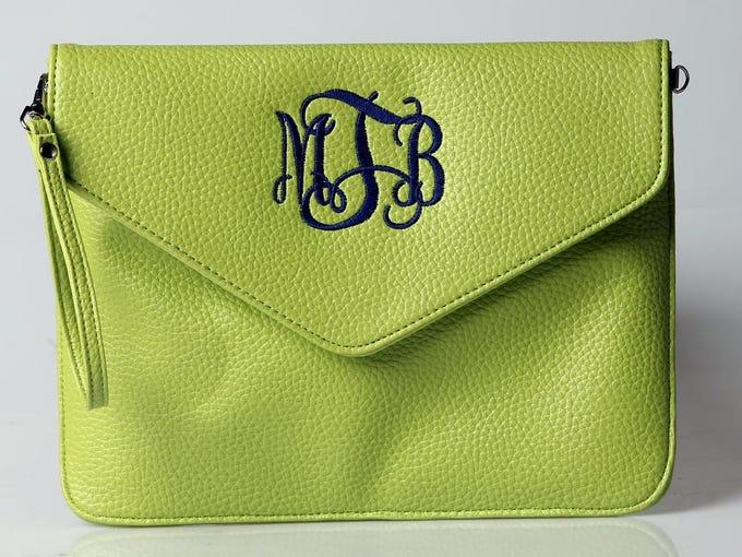 iPad case or purse from Sew Unique, Chenoweth Square. July 31, 2014