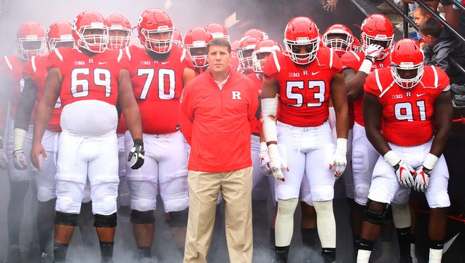 Rutgers Scarlet Knights head coach Chris Ash said the compliment from Patriots coach Bill Belichick toward the RU program after three former players had a big game against Houston on Saturday has caused a stir.
