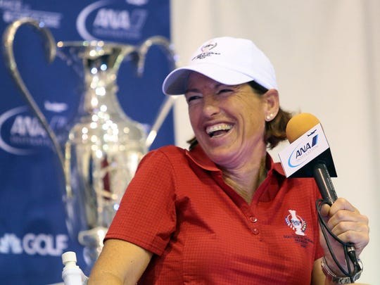 LPGA Hall of Famer Juli Inkster, a two-time ANA Inspiration winner, will be among the favorites at the inaugural U.S. Senior Women's Open this week at Chicago Golf Club in Wheaton, Ill.