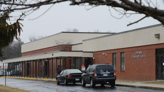 Chipman Elementary School in Salisbury