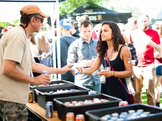 The AmeriCAN Canned Craft Beer Festival features more than 100 participating breweries from across the country.