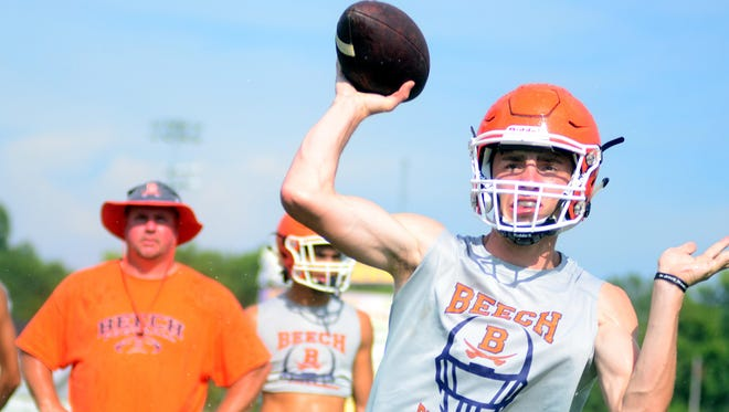 Junior Nelson Smith returns at quarterback for Beech, while head coach Anthony Crabtree begins his 12th season with the Buccaneers.