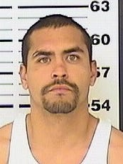 Adam Liges, 28, was arrested on Monday, March 6 in connection with  an attempted robbery of KFC on Feb. 17.