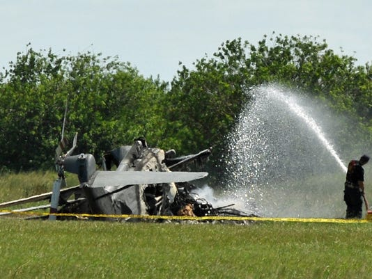 Fatal Helicopter crash in Palm Bay