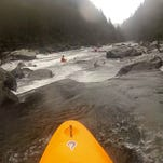 Know before you go by checking out the links on Pat Welch's page with links to all things whitewater.