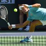Nick Kyrgios ends Novak Djokovic's historic run at Indian Wells