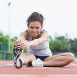 Incorporate regular stretching into your fitness routine to reduce the likelihood of cramping.