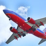 Soon landing at CVG: Southwest Airlines
