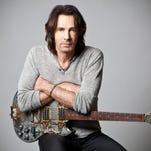 """Rick Springfield will perform solo acoustic versions of such songs as """"Jessie's Girl"""" and field questions from the audience when his """"Stripped Down"""" tour comes to the Newton Theatre this Friday."""