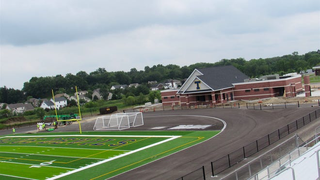 Athletes will be training for fall sports at the Tallmadge High School and Blue Devil Stadium.