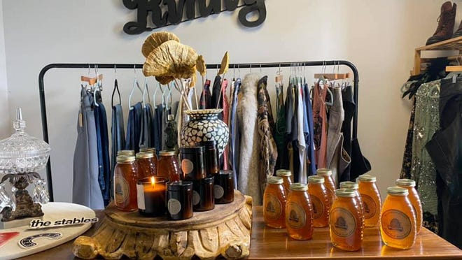 Clothing, honey and original art are among the items you can find at the upcoming swap meet.