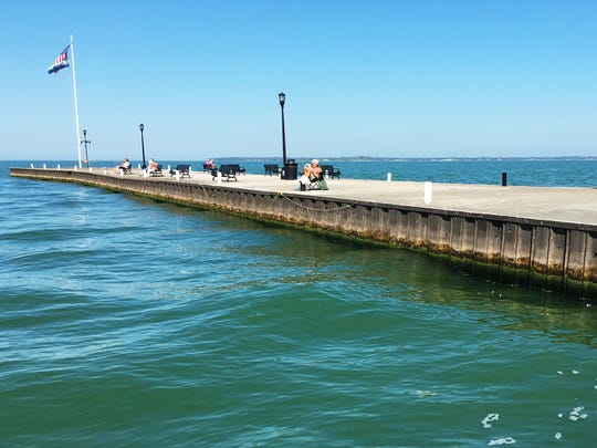 """Lakeside Chautauqua, nestled against the shores of Lake Erie for the past 140 years, was named one of the """"Best Western Ohio Hot Spots"""" by Lake Erie Living Magazine in the September/October issue."""