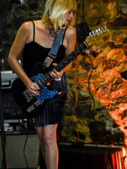 Skyla Burrell and her band will perform at Blues, Brews and BBQ.