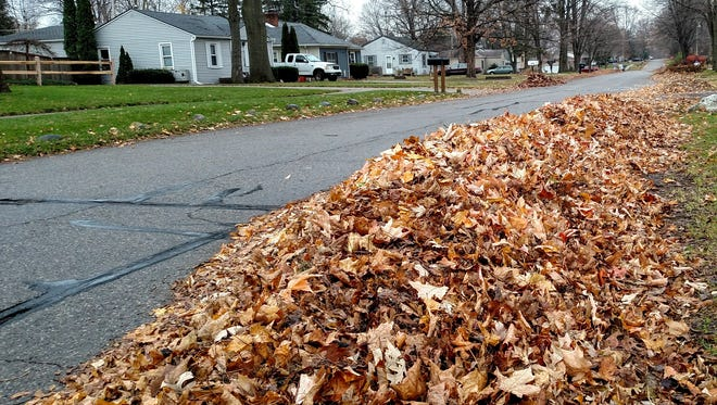 Leaf pickup has been extended one week in Livonia.