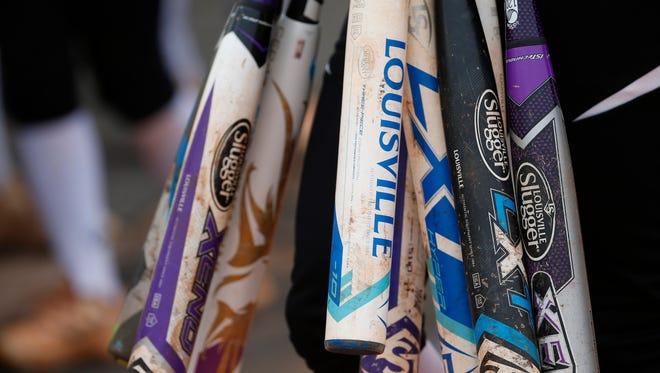Softball season is here.