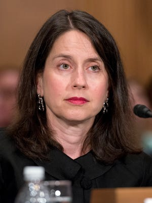 Kara Stein testifies before the United States Senate Banking, Housing, and Urban Affairs Committee on her nomination to be a member of the U.S. Securities and Exchange Commission June 27, 2013.