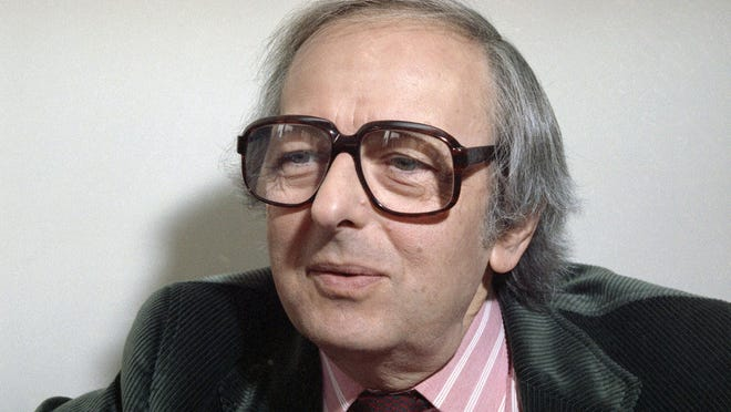 Composer and conductor Andre Previn in 1991.