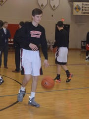 Wilmington Christian junior Daniel Berg was selected to the all-tournament team.