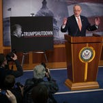 After government shutdown, maybe politicians will find they are 'non-essential'