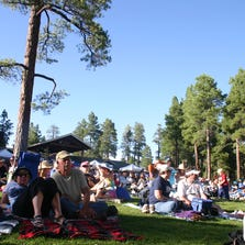 9/12-14: Pickin' in the Pines | Six-time Grammy winner Peter Rowan headlines this year's Pickin' in the Pines, one of Flagstaff's premier festivals.