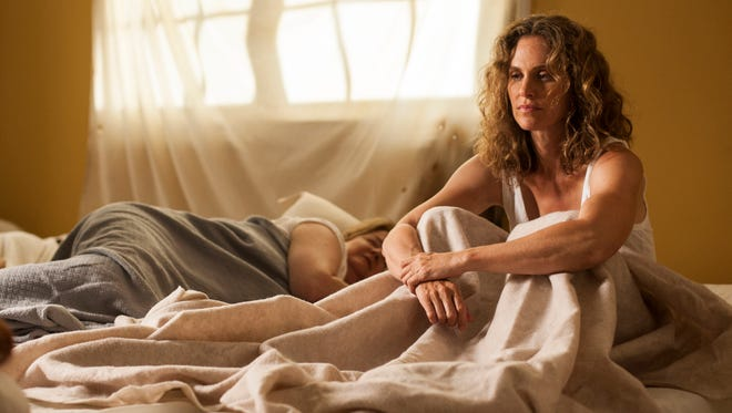 """Amy Brenneman in a scene from """"The Leftovers,"""" premiering June 29 on HBO."""