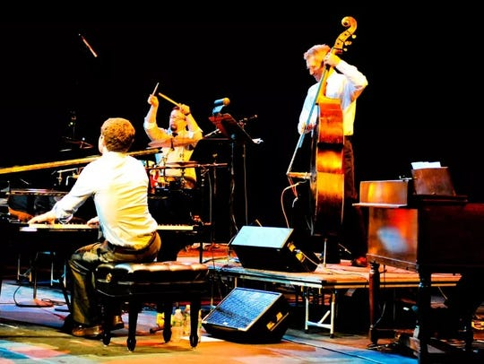 The Central Wisconsin Jazz Ensemble presents its first