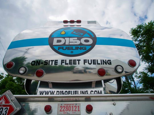 Former rowing teammates collaborated together to create an on-site fueling company D150 Fueling, which delivers fuel to commercial fleets overnight so employees don't have to fuel vehicles themselves.