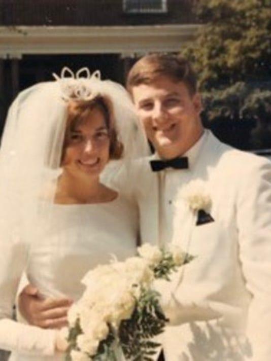Anniversaries: Joseph McAndrews & Susan McAndrews