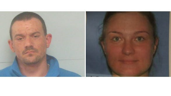 Steven Breedlove (left) was arrested Monday for accessory after the fact.  Raja Tedder (right) will face the same change.