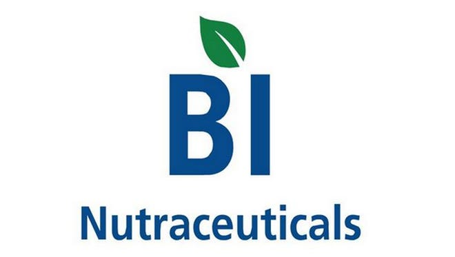 BI Nutraceuticals' new advanced manufacturing plant at the Tahoe Reno Industrial Center will start operations on December 2015.