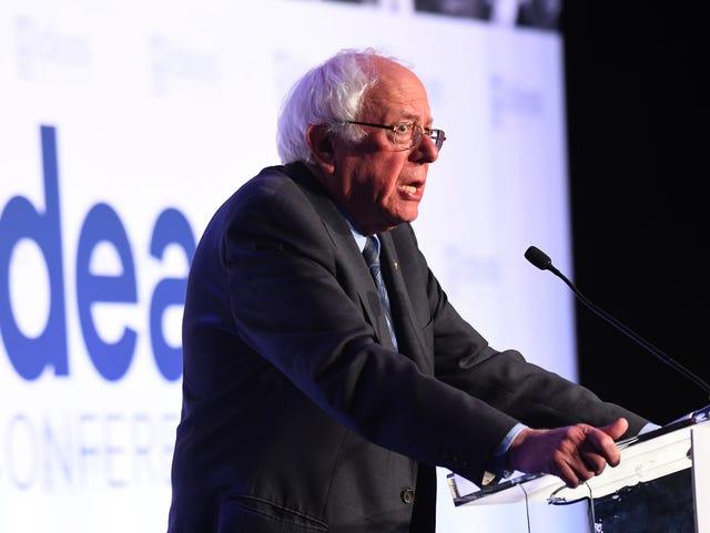 Sen. Bernie Sanders 'considering' another presidential bid in 2020